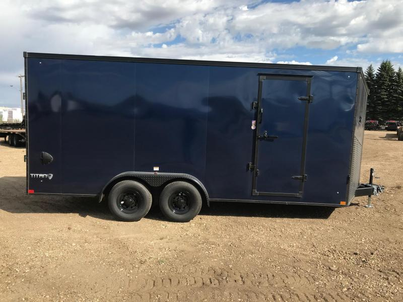 2021 Stealth Trailers Titan Series 7FT x 18FT (10400LB GVW) Enclosed Cargo Trailer