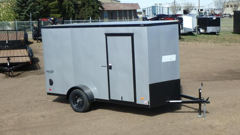 2021 Bravo Trailers 6FT x 12FT Cargo Enclosed (3500LB GVW) Enclosed Cargo Trailer