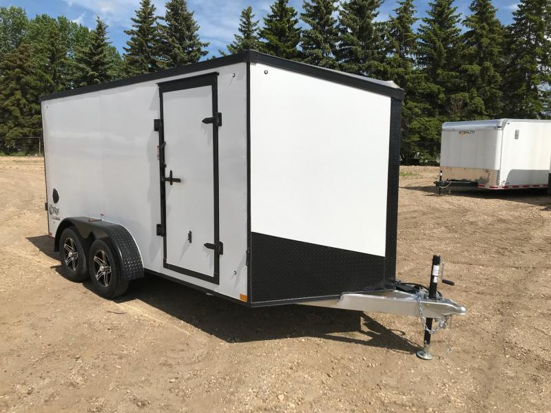 2021 Stealth Trailers 7FT X 14FT Enclosed Cargo Trailer
