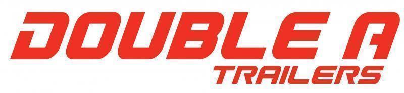 """2021 Double A 83"""" x 16' Utility / ATV Trailer (7000lb GVWR)"""