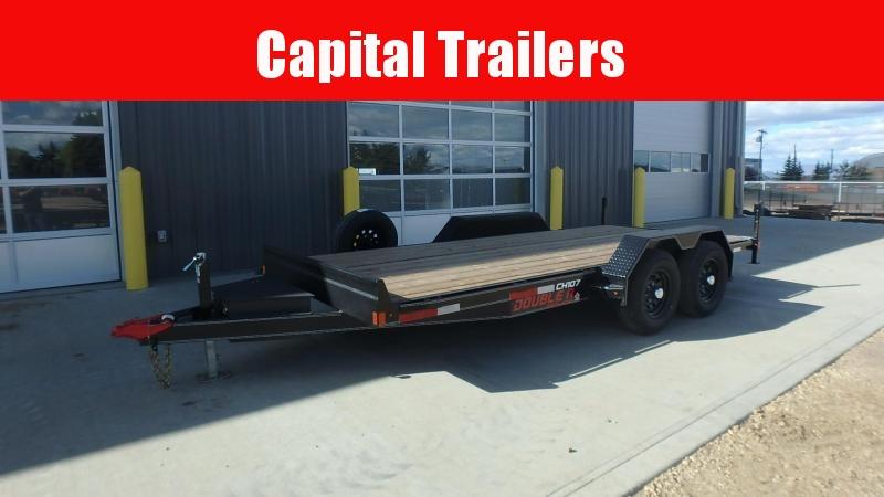 "2021 Double A Pro Series Carhauler Trailer - 83"" x 16' (5000 GVW)"