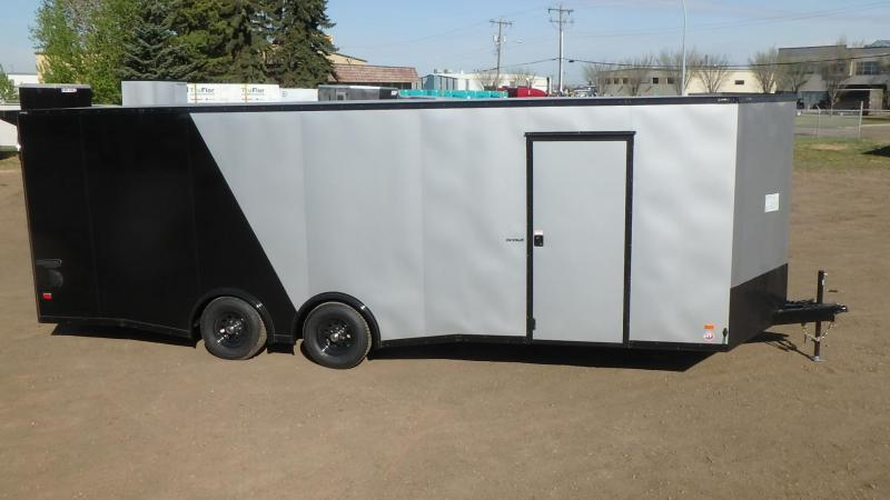 2021 Bravo Trailers 8.5FT x 24FT Enclosed Cargo (10400LB GVW) Enclosed Cargo Trailer