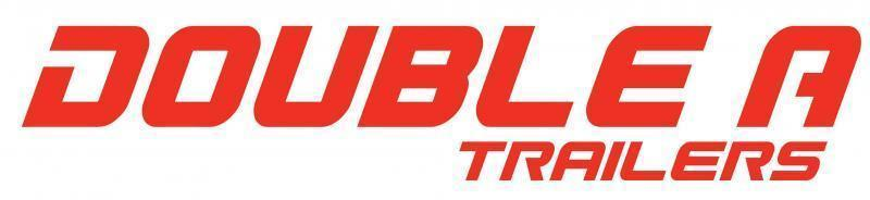 """2021 Double A 83"""" x 14' Utility / ATV Trailer (7000lb GVWR)"""