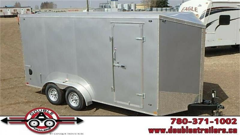 2020 Stealth Titan 7 x 16 TA Enclosed Cargo Trailer (7000lb GVWR)