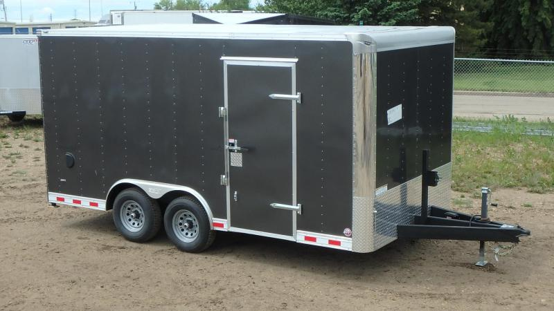 2021 Bravo Trailers 8.5FT x 16FT Landscape Cargo (10400LB GVW) Enclosed Cargo Trailer