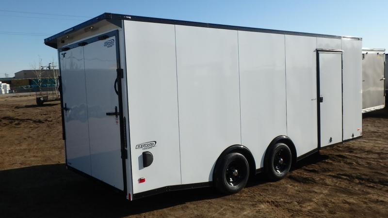 2021 Bravo Trailers 8.5FT x 20FT (10400LB GVW) Enclosed Cargo Trailer