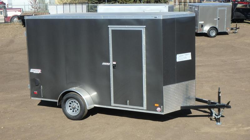2021 Bravo Trailers 6FT x 12FT Enclosed Cargo (3500LB GVW) Trailer