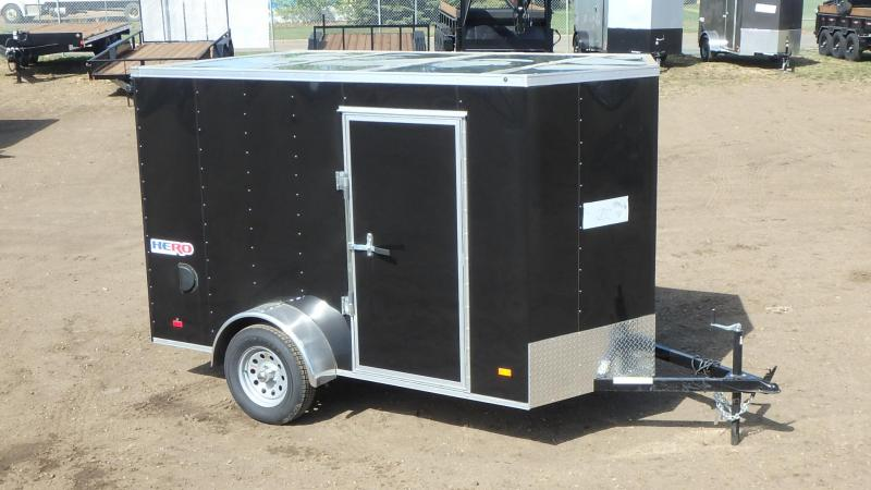 2021 Bravo Trailers 6FT x 10FT Enclosed Cargo (3500LB GVW) Enclosed Cargo Trailer