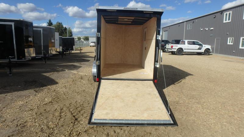 2021 Bravo Trailers 6FT x 10FT Enclosed Cargo Trailer (3500LB GVW) Enclosed Cargo Trailer