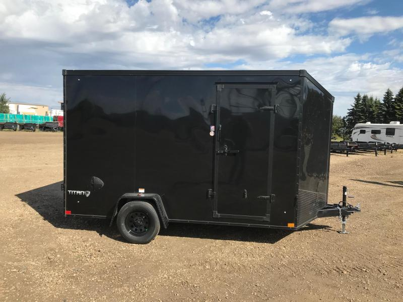 2021 Stealth Trailers Titan Series 7FT x 12FT (3500LB GVW) Enclosed Cargo Trailer