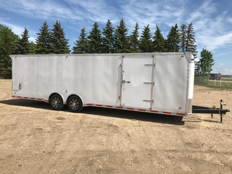 2020 Stealth Trailers 8.5FT x 28FT 12000LB GVW Enclosed Cargo Trailer