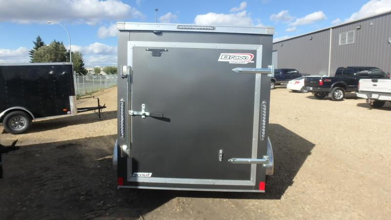 2021 Bravo Trailers 5FT x 8FT Enclosed Cargo Trailer (3500LB GVW) Enclosed Cargo Trailer