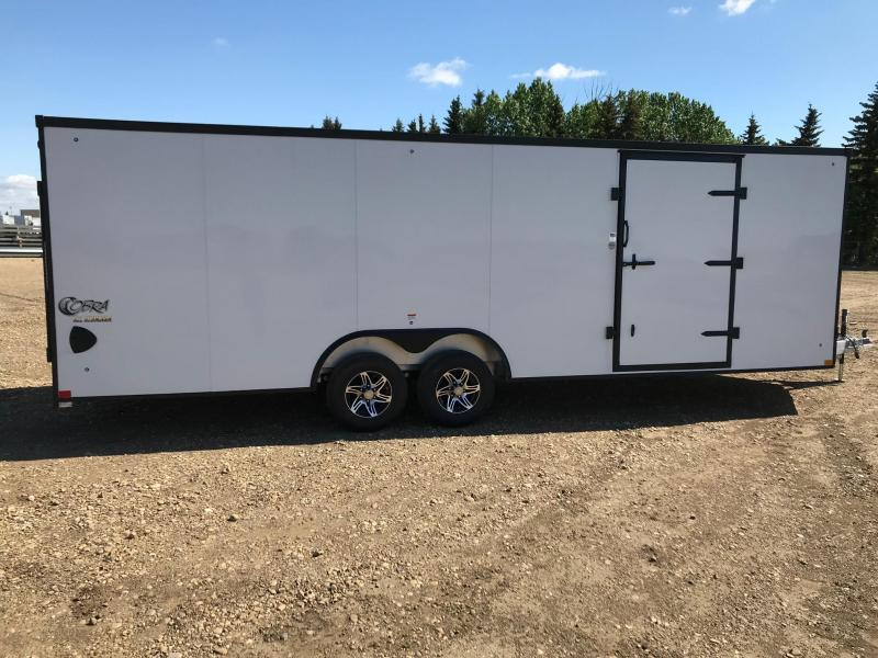 2021 Stealth Trailers 8.5FT X 24FT Enclosed Cargo Trailer