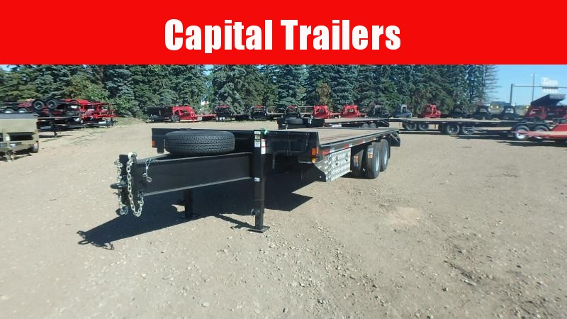 2021 Double A Trailers HB208-24 Utility Trailer