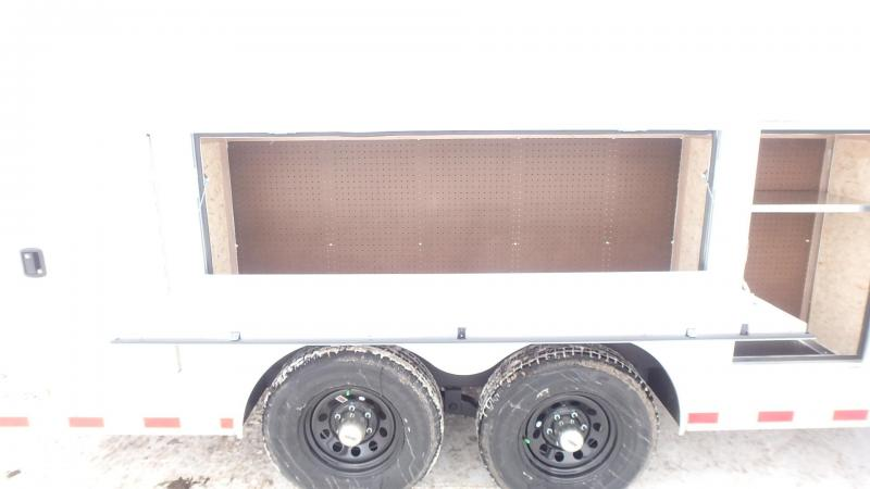 2021 Bravo Trailers 8.5FT x 16FT (10400LB GVW) Enclosed Cargo Trailer