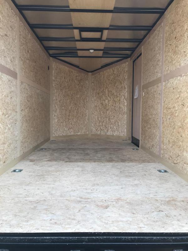 2021 Stealth Trailers Titan Series 7FT x 14FT (7000 LB GVW) Enclosed Cargo Trailer