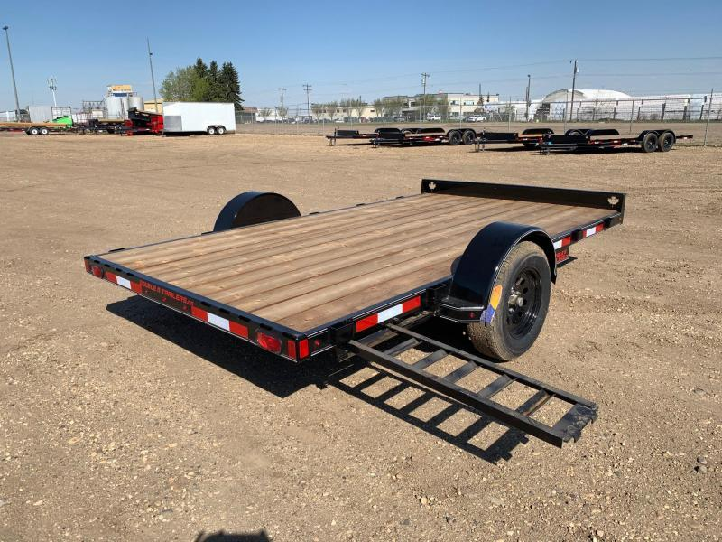 "2020 Double A Trailers 72"" x 12FT Quad Sport Utility (3500LB GVW) ATV Trailer"