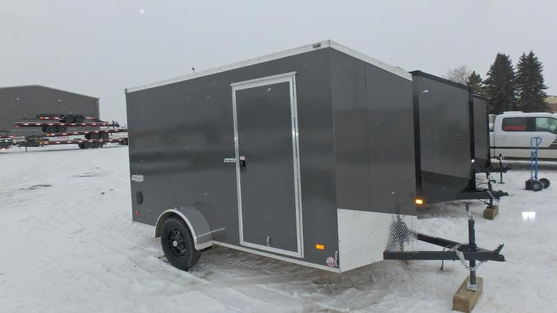 2021 Bravo Trailers 6FT x 12FT Cargo (3500LB GVW) Enclosed Cargo Trailer