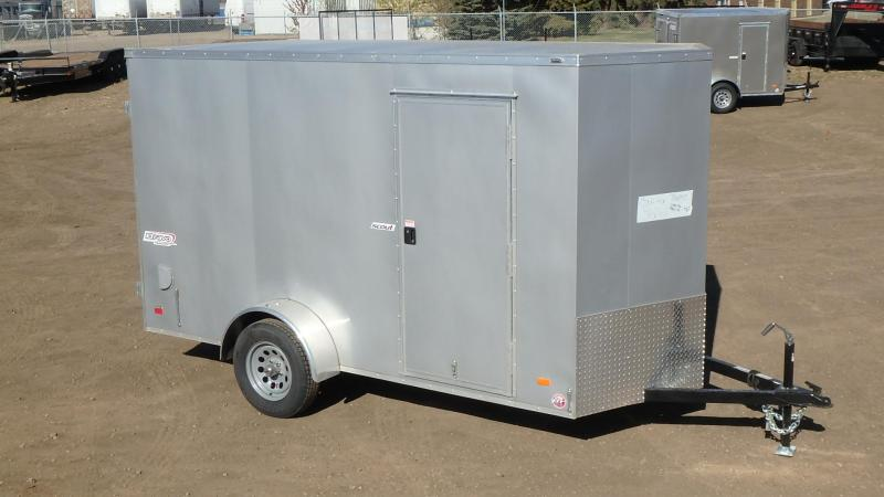 2021 Bravo Trailers 6FT x 12FT Enclosed Cargo (3500LB GVW) Enclosed Cargo Trailer