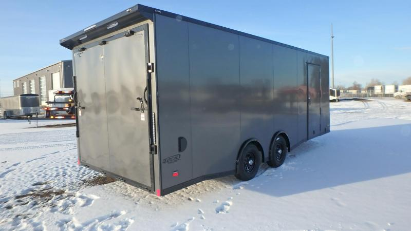 2021 Bravo Trailers 8.5FT x 22FT (10400LB GVW) Enclosed Cargo Trailer