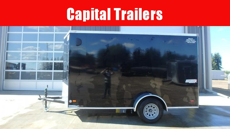 2021 Bravo Trailers 6FT x 12FT Enclosed Cargo Trailer (3500LB GVW) Enclosed Cargo Trailer