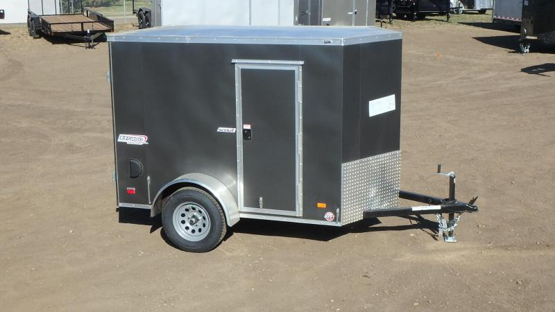 2021 Bravo Trailers 5FT x 8FT Cargo Enclosed (3500LB GVW) Trailer