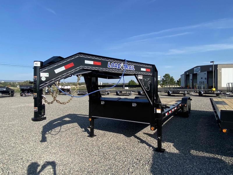 """2021 Load Trail GG14 Gooseneck Tilt Deck Gravity 14000 Lb w/6"""" Channel Frame Equipment Trailer"""