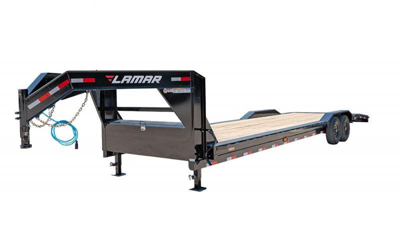 2021 Lamar Trailers 102x24 H827 Equipment Trailer