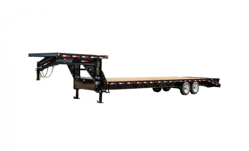 2022 Load Trail GH16 Heavy Duty 102 x 30 Equipment Trailer