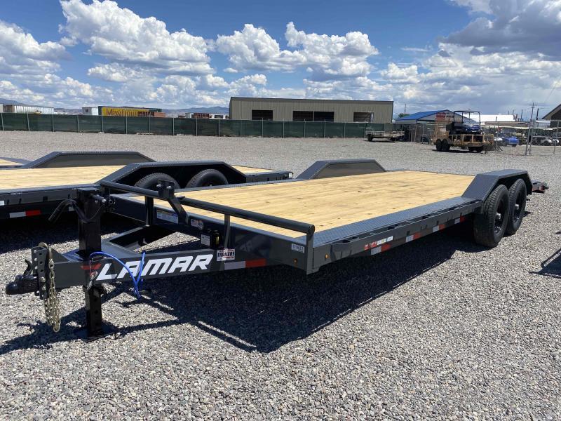 2021 Lamar Trailers 102x22 H628 Equipment Trailer