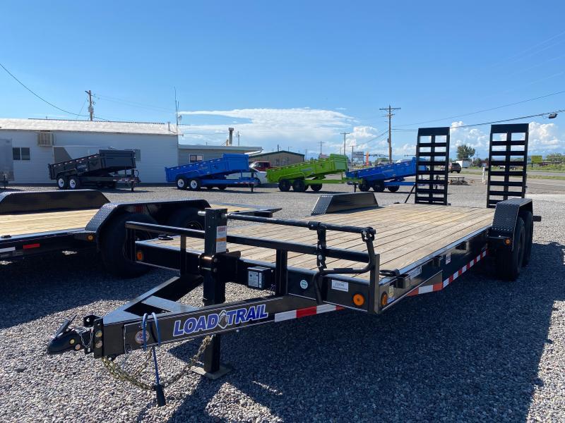 2021 Load Trail CH14 Carhauler 83 x 22 Car / Racing Trailer