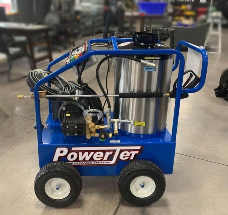 2019 Power Jet PJ03525-G
