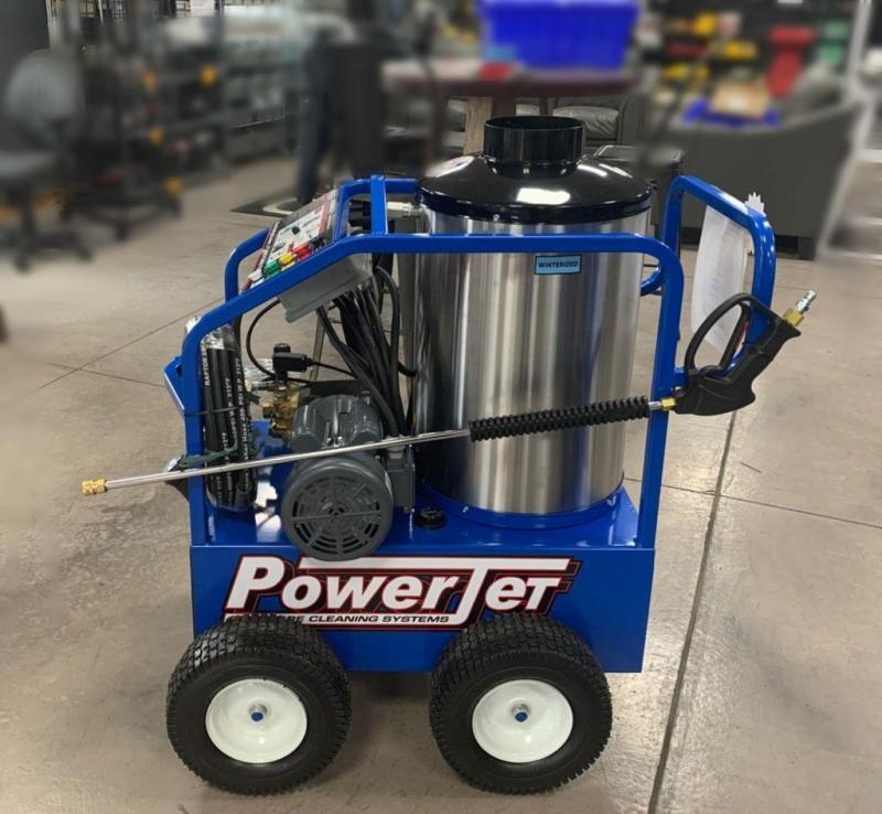 2019 Power Jet PJ0215E