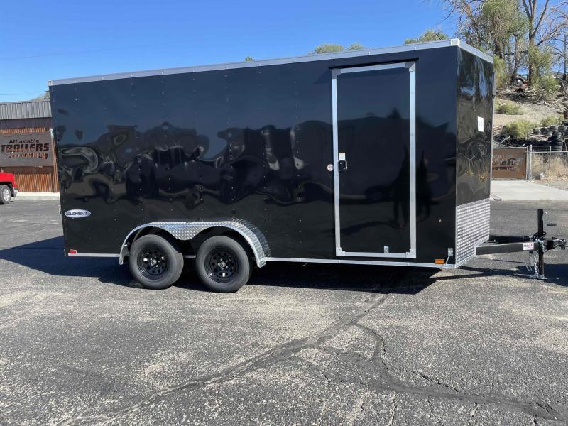 2022 Look Trailers LSCDA7.0X16TE2RD Enclosed Cargo Trailer
