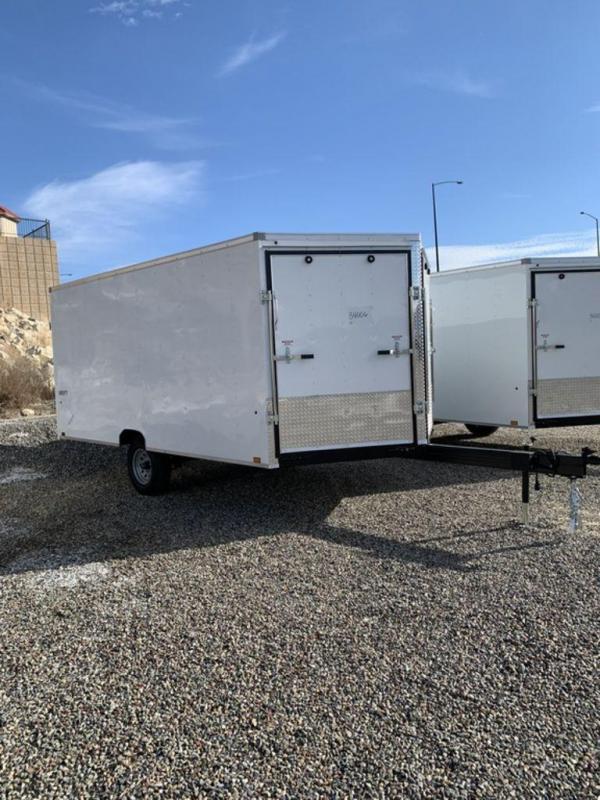 2022 Look Trailers Drift Snowmobile EDFT 85X12 SE2