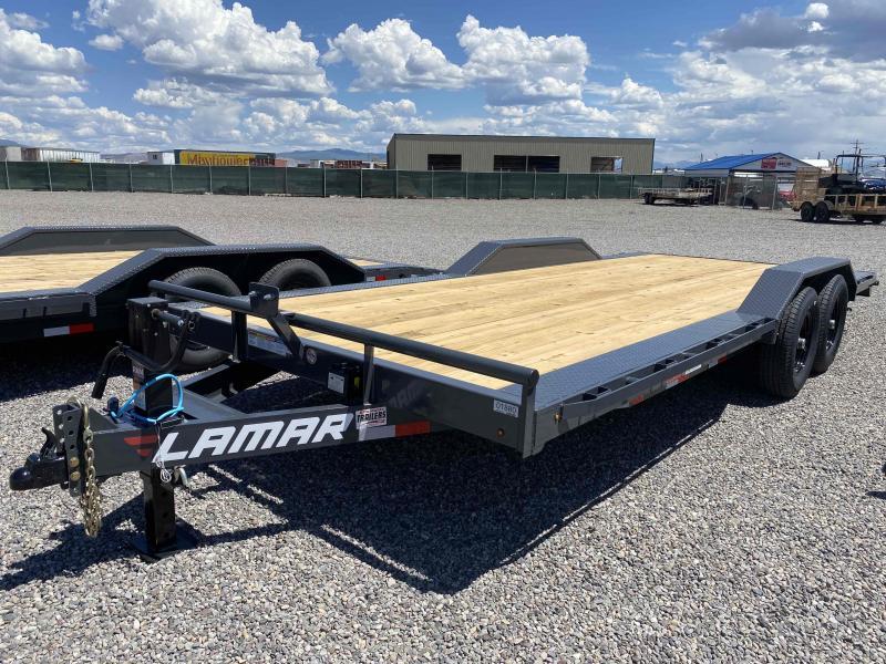 2021 Lamar Trailers 102x20 H628 Equipment Trailer