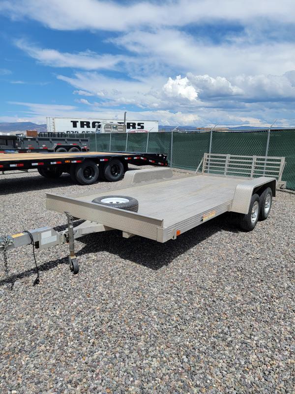 2012 Bear Track 80X16TABFG Utility Trailer
