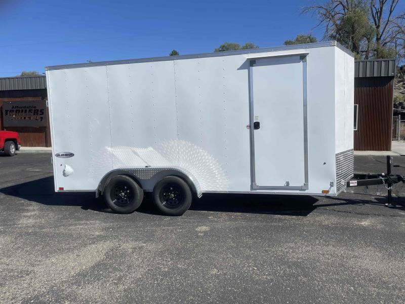 2022 Look Trailers EWLC7X16TE2 Enclosed Cargo Trailer