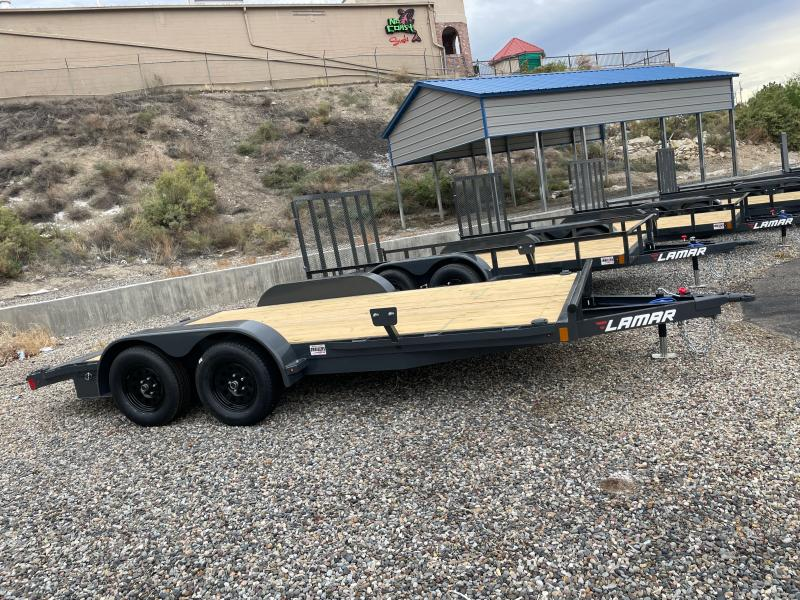 2021 Lamar Trailers 83x16 CE23 Car / Racing Trailer