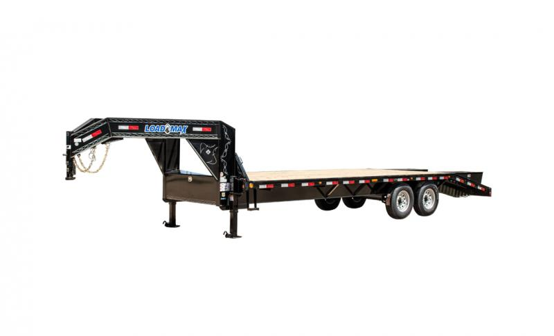 2022 Load Trail GH14 Heavy Duty 102 x 25 Equipment Trailer