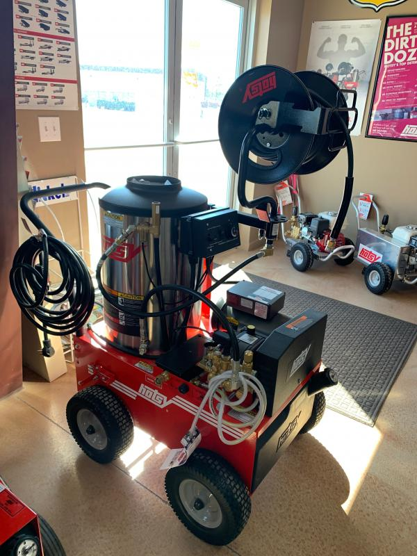 2020 Hotsy Electric Powered Hot Water Pressure Washers 700 Series & Model 895SS