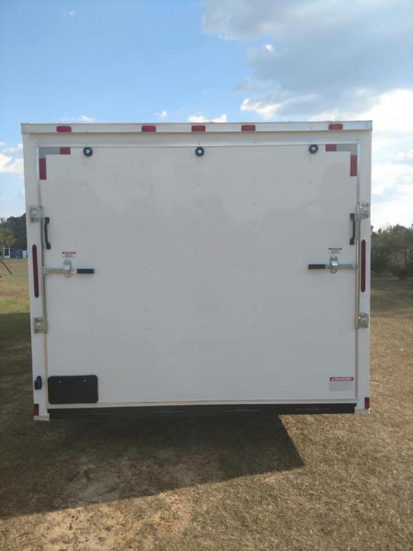 2021 Cynergy Cargo 8.5 x 24 TA3 Basic Enclosed Cargo Trailer