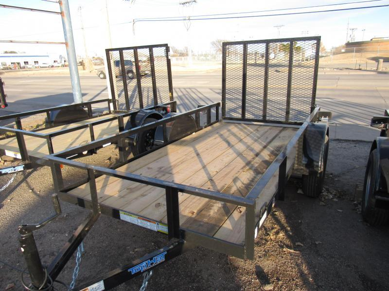 "2020 Top Hat Trailers Express Utility 60"" X 10' Utility Trailer"