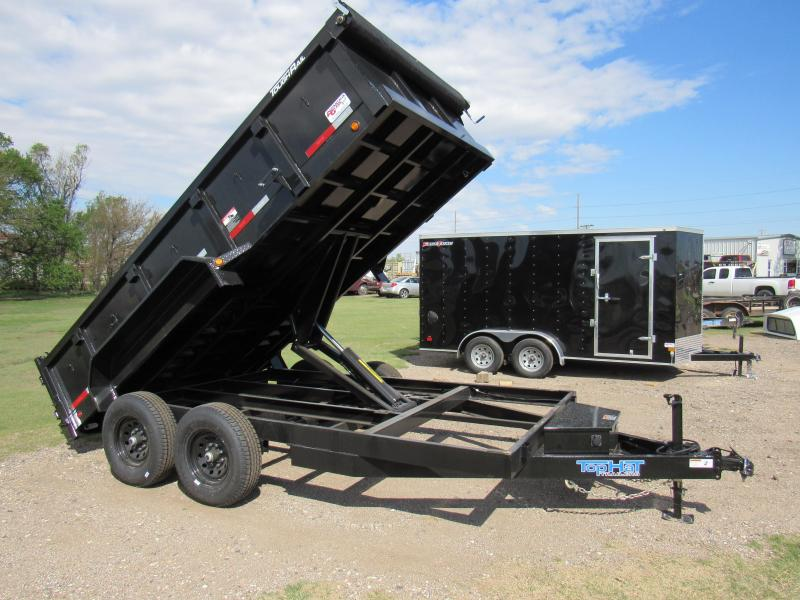 2021 Top Hat Trailers 83