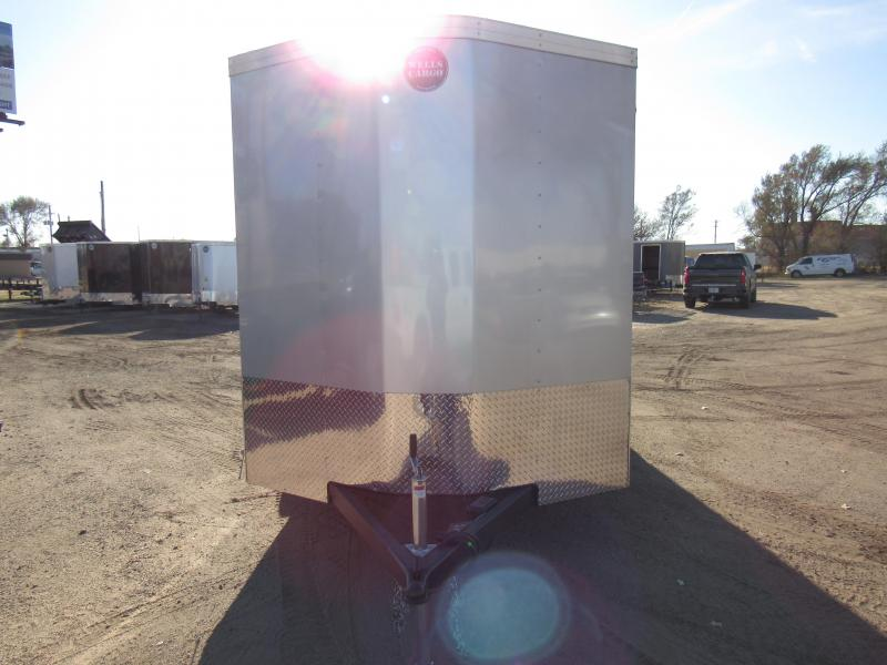 2020 Wells Cargo Road Force 7 X 16 *UTV PACAKAGE* Enclosed Cargo Trailer