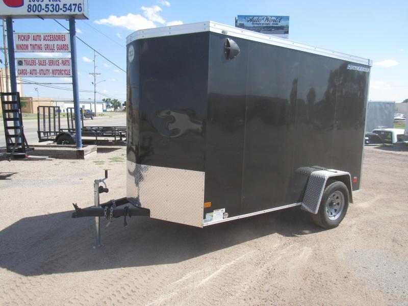 2020 Wells Cargo Road Force 6 X10 V-Nose RFV610S2 Enclosed Cargo Trailer
