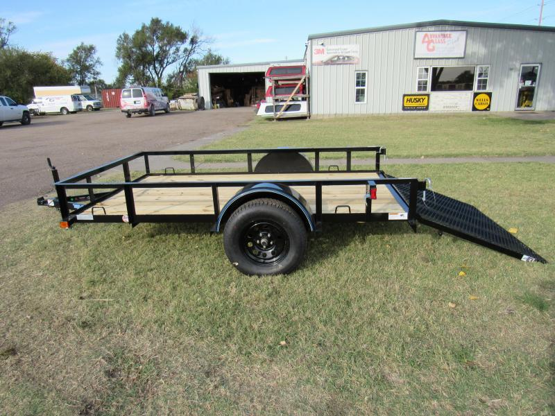 2022 Top Hat Trailers 6' X 10' XPRESS Utility Trailer