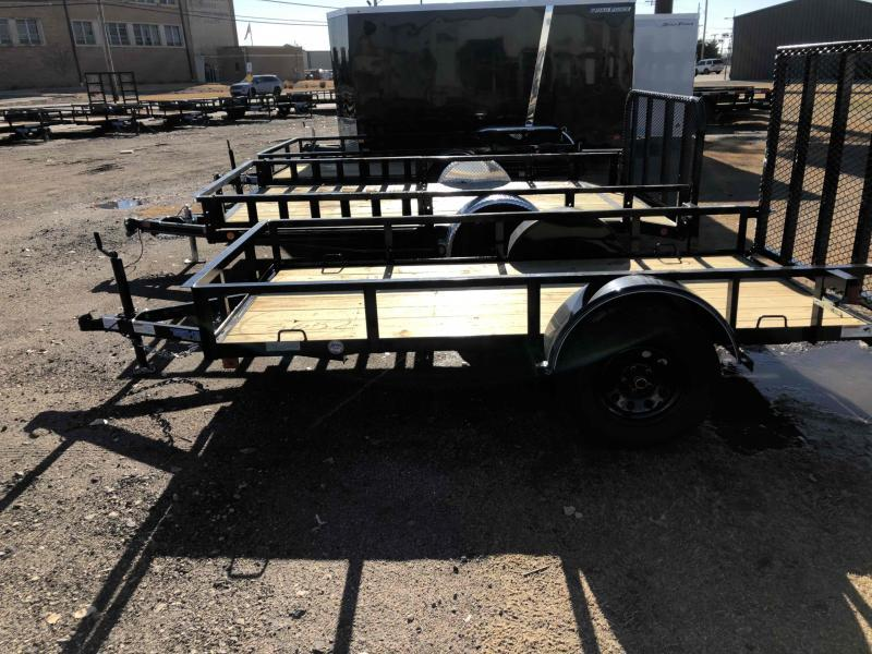 2021 Top Hat Trailers 5' X 10' Utility Trailer