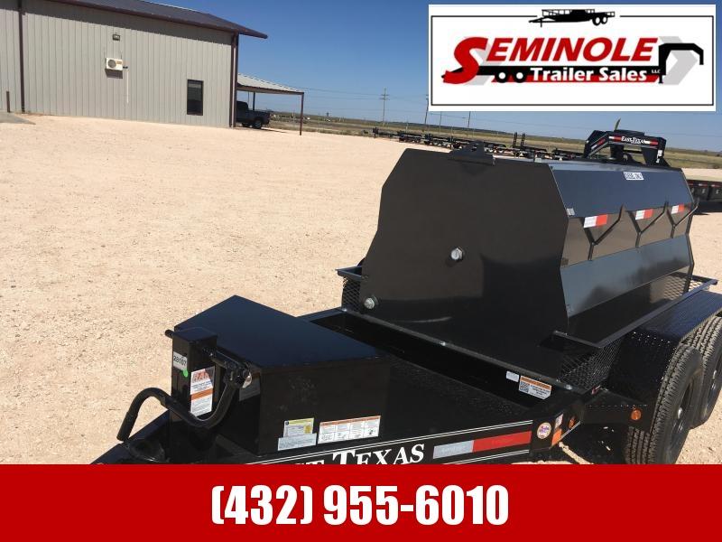 2022 East Texas FUEL TANK 600GAL Fuel Trailer  In Seminole TX