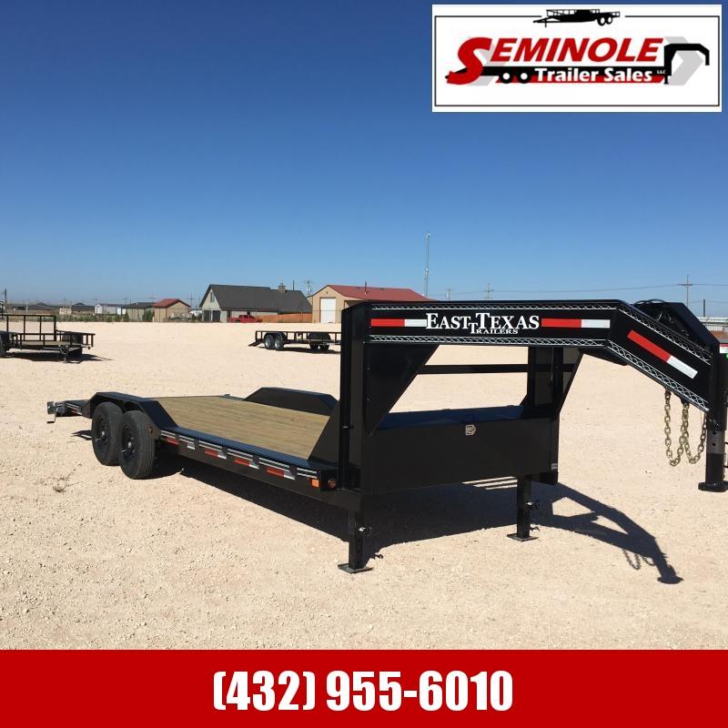 2022 East Texas CAR/EQUIPMENT HAULER Equipment Trailer